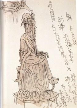 1964東大寺弥勒半跏像.jpg